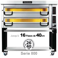 Four PizzaMaster - Foyer de 1640 mm de large - PM842