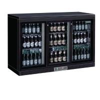 Arrière-bar portes coulissantes 273 bouteilles Polar