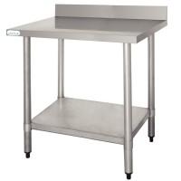 Table de Préparation en Inox - Vogue T379