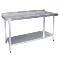 Table de Préparation en Inox 1200x600 mm - Vogue T381