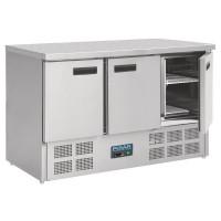 Table réfrigérée 3 portes 368L Polar