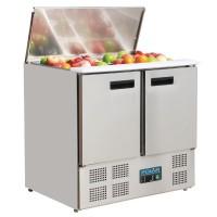 Comptoir réfrigéré à salades 240L Polar
